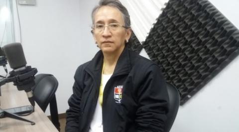 Mónica Segovia - Sismóloga del Instituto Geofísico de la Escuela Politécnica