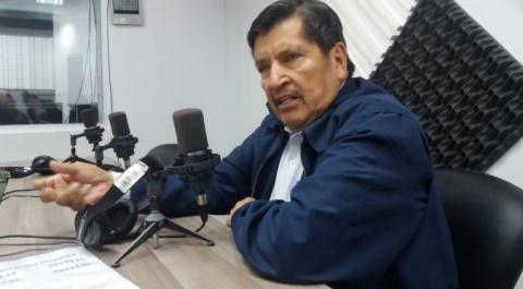 Mesías Tatamuez - Presidente de la CEDOCUT