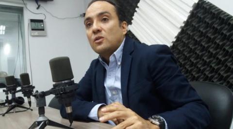 Oswaldo Landázuri - Vicepresidente de la Cámara de la Industria Automotriz del Ecuador