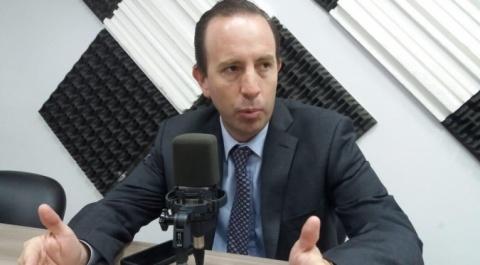 Patricio Alarcón - Presidente del Comité Empresarial Ecuatoriano