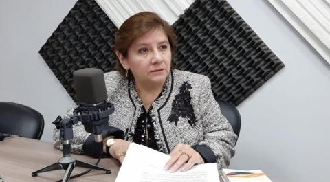 Ruth Arregui - Superintendenta de Bancos