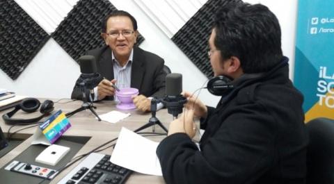 Asambleísta Raúl Auquilla