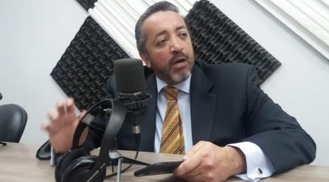 Ramiro García - Presidente del Colegio de Abogados de Pichincha