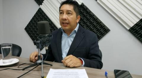 Ricardo Paula - Viceministro de Infraestructura del MTOP