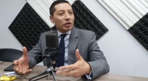 Santiago Cevallos - Director General del SENADI