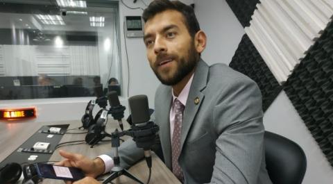 Sebastián Palacios - Asambleísta por Pichincha