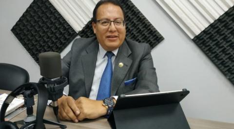 Santiago Salazar - Coordinador General de Asesoría Jurídica de la Asamblea Nacional