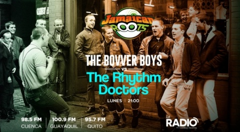 Bovvers Boys vs The Rythm Doctors