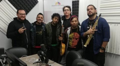 Afrodub Sankofa y Pdrito Criollo