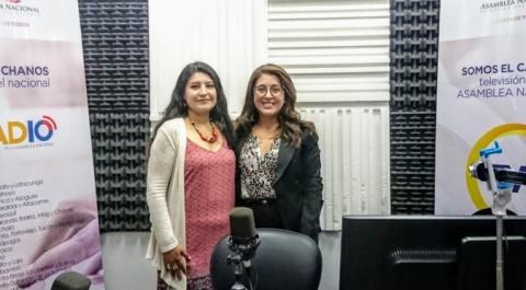 """Grace Vásquez - Consejo Nacional para la Igualdad Intergeneracional """"Lo Dices Tú, Lo Digo Yo"""""""