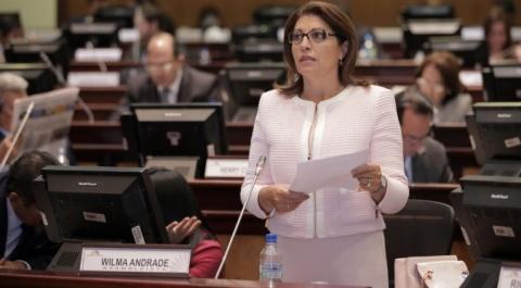 Wilma Andrade - Asambleísta Nacional