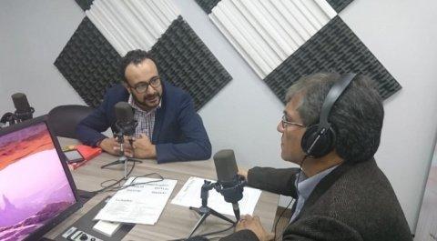 Fred Larreategui - Presidente AFNA,  Lo Dices Tú, Lo Digo Yo