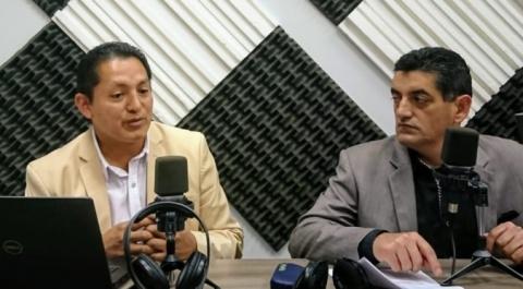 """José Bagua - World Vision Ecuador, Angel Sinmaleza - Asambleísta, """" Lo Dices Tú, Lo Digo Yo"""""""