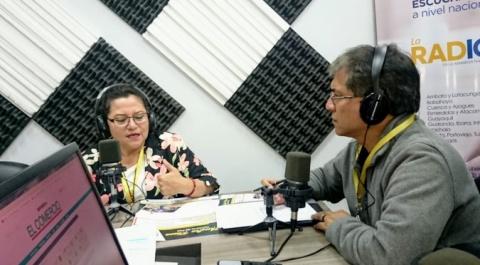"""Sofía Ayala - Gobierno Provincial de Pichincha, """"Lo Dices Tú, Lo Digo Yo"""""""