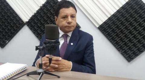 Jorge Calderón - Presidente de la Federación Nacional de Taxistas del Ecuador