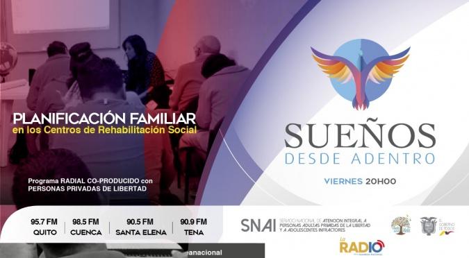 """Sueños Desde Adentro """" Planificación Familiar en los CRS 26-05-2019 """""""