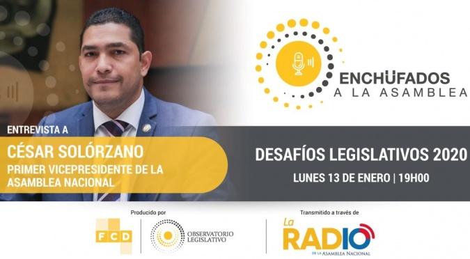 Desafíos Legislativos 2020