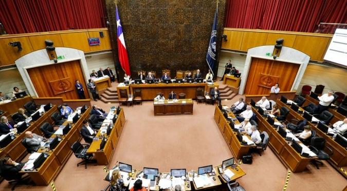 Chile: Inicia receso legislativo