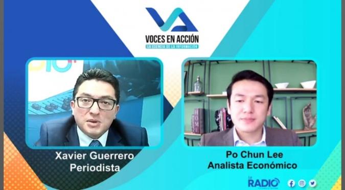 Po Chun Lee - Renegociación de la deuda de Ecuador con el FMI