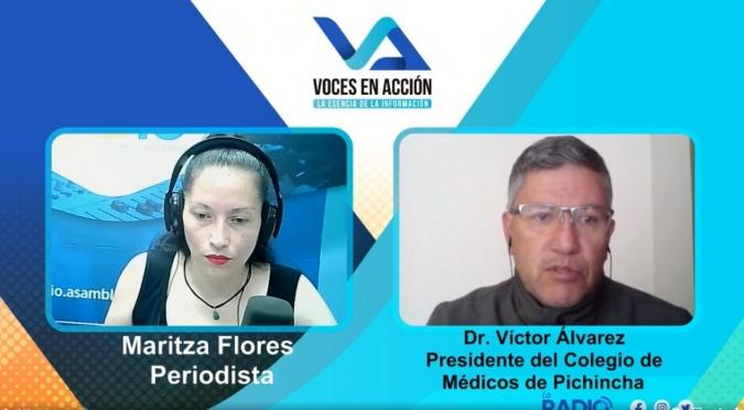 Victor Álvarez: Desabastecimiento de medicinas y adquisición de ambulancias