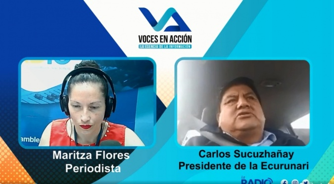 Carlos Sucuzhañay: Pedidos de amnistías