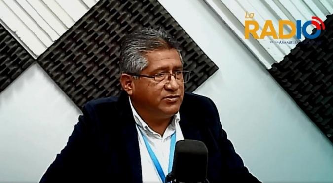 Rafael Lucero: Diálogo de organizaciones sociales con el gobierno