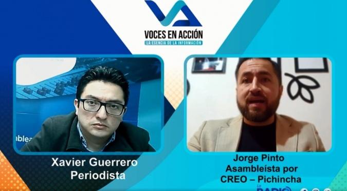 Jorge Pinto: Inseguridad en el país