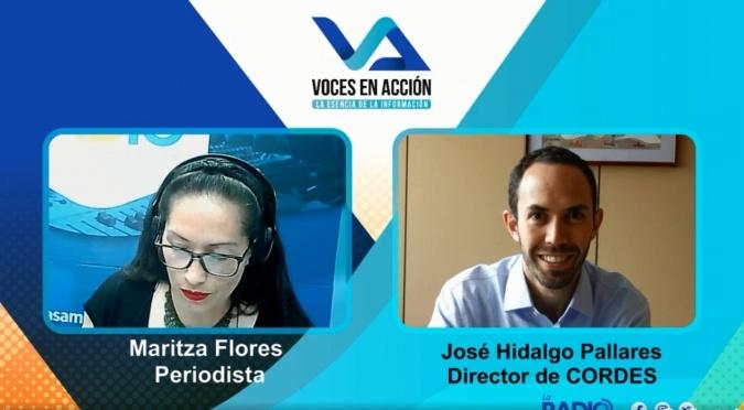 José Hidalgo Pallares: Actualidad tributaria y fiscal del país