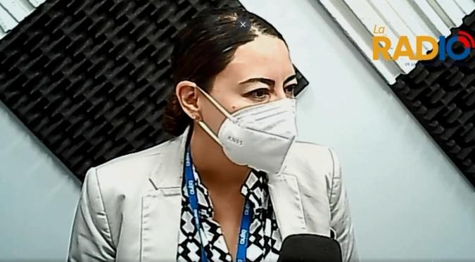 Cristina Rivadeneira: Plan de recuperación y reactivación del turismo en Quito