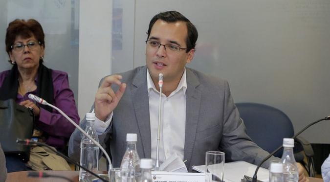 Héctor Yépez: Proyecto de Ley Orgánica de Recuperación de Capitales.