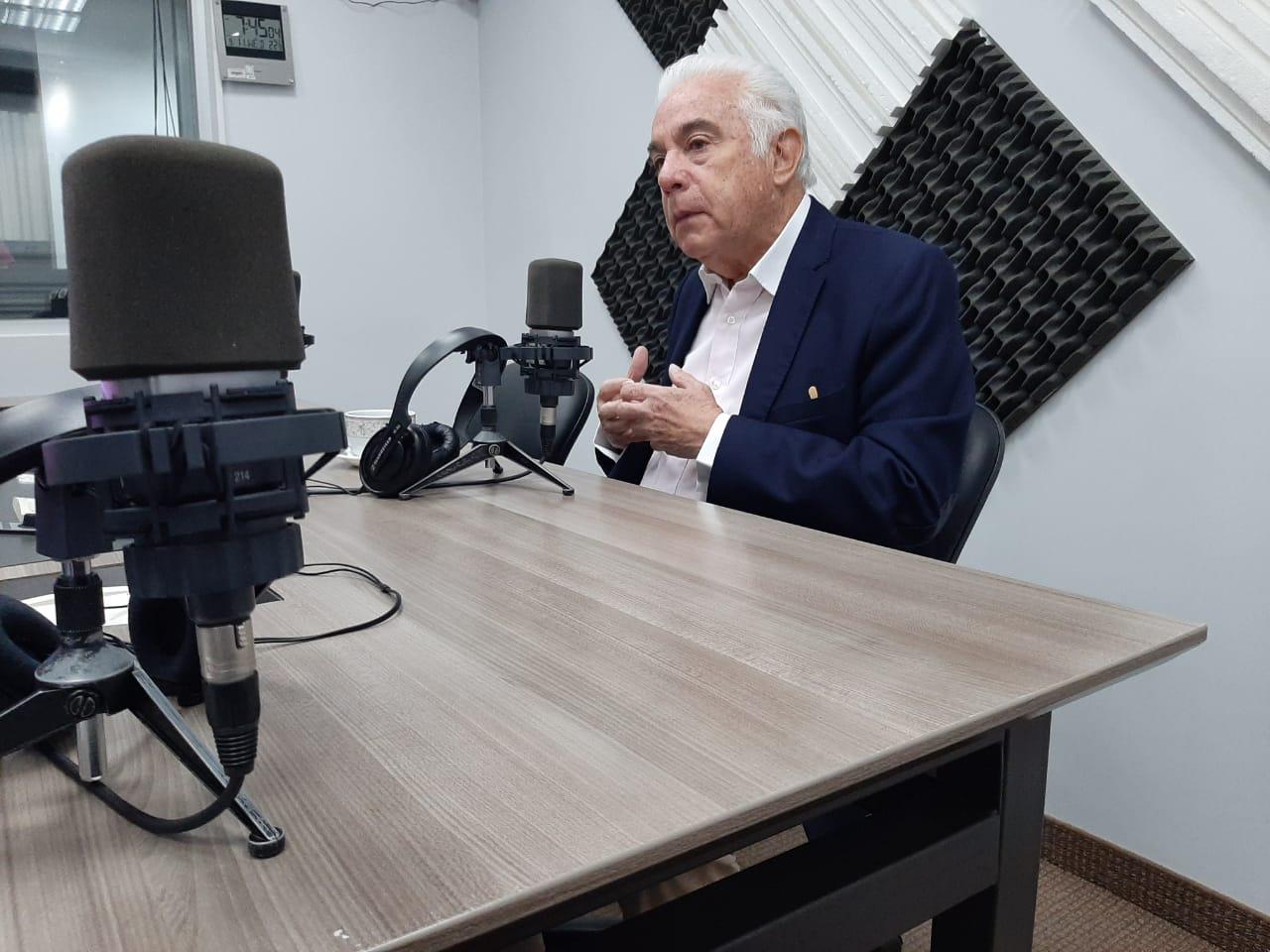 Fernando Santos: Reparación a Ecuador de la empresa Odebrecht