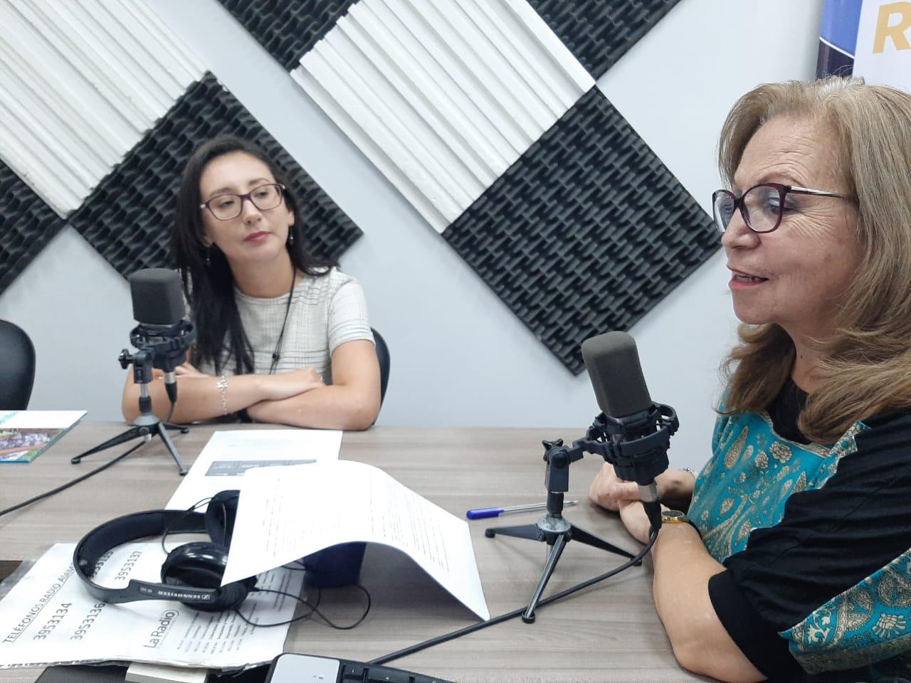 Verónica Legarda: Convención por los Derechos de los Niños.