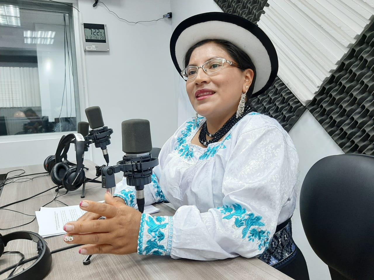 Encarnación Duchi: Salida de Ecuador de UNASUR