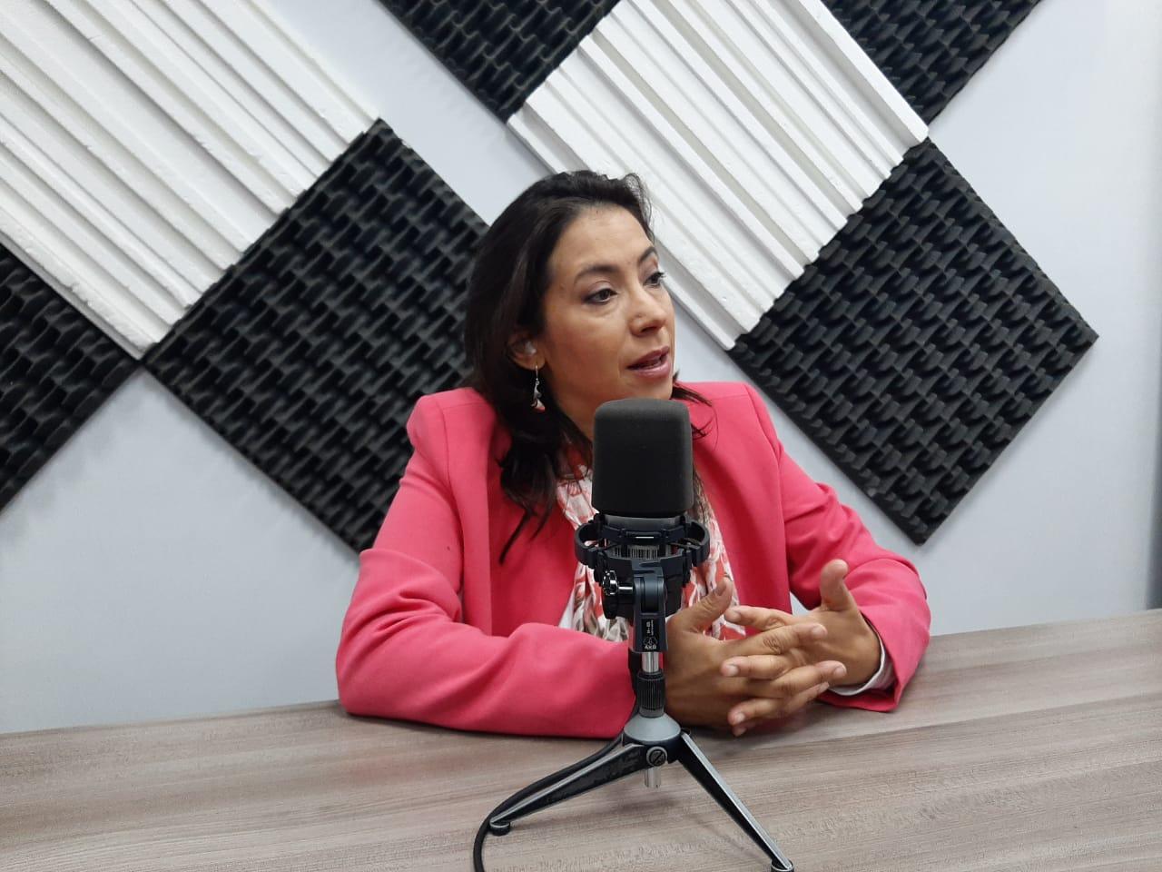 Gabriela Larreátegui: Proyecto económico urgente.
