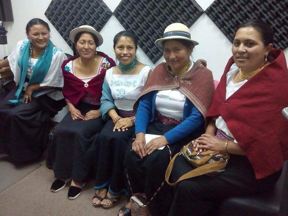 Sinchi Warmi Rimay - Entrevista a Maria Teresa Taris de Yumbay
