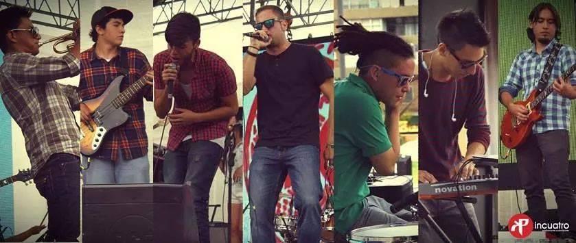 Jamaican Roots - Kinta Planta con su propuesta musical
