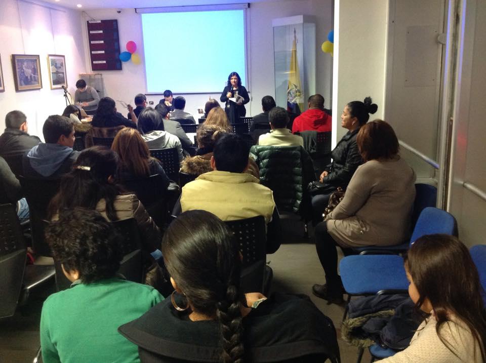 Movilidad Humana - Participación en Diálogos Ciudadanos