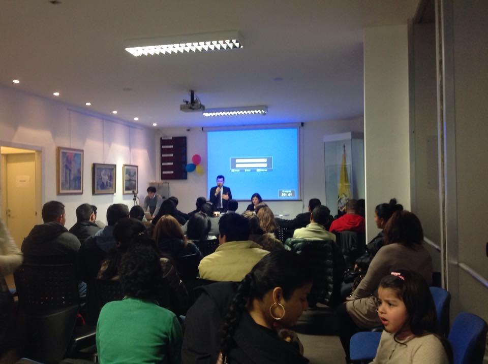 Movilidad Humana - Diálogo Ciudadano