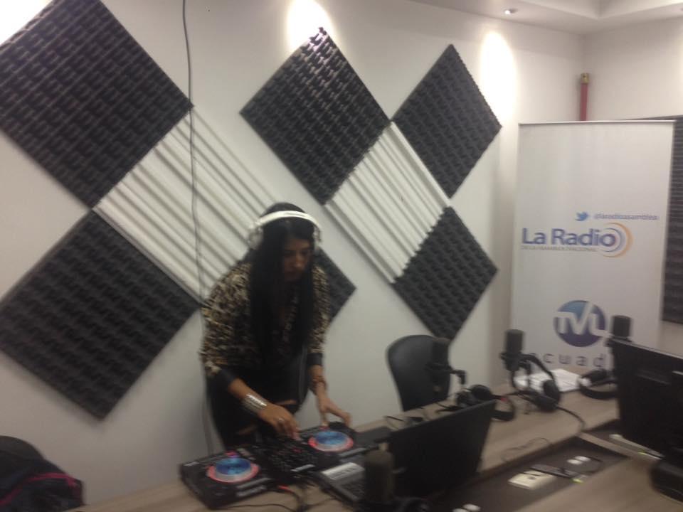 ENTREVISTA A DJ THAÍS RAMOS
