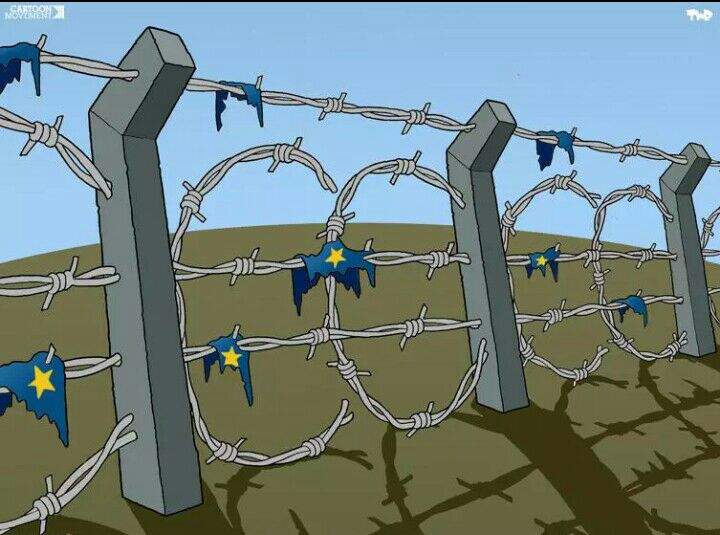 Movilidad  Humana - Drama migratorio estremece a Europa