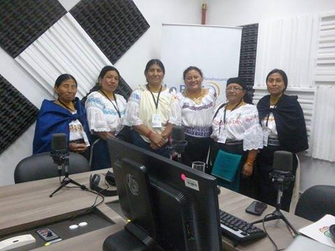 Sinchi Warmi Rimay - Entrevista con la Asociación de Mujeres JATARY