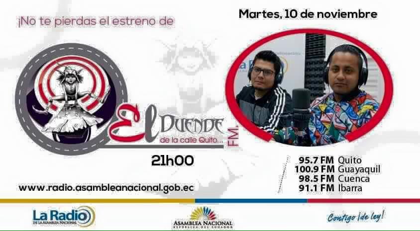"""Repaso de segmentos de """"El Duende de la Calle Quito"""""""