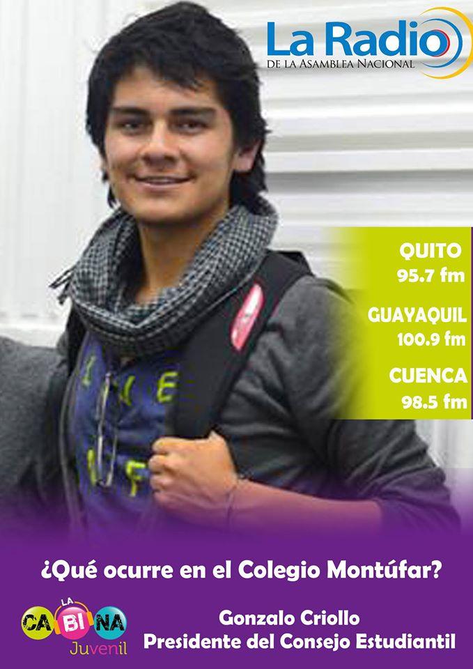 ¿Qué pasó en el Colegio Montúfar?