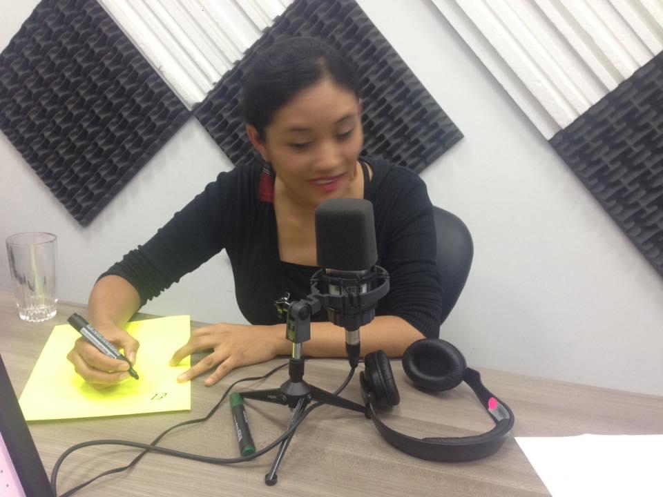 Entrevista a Andréa Cóndor