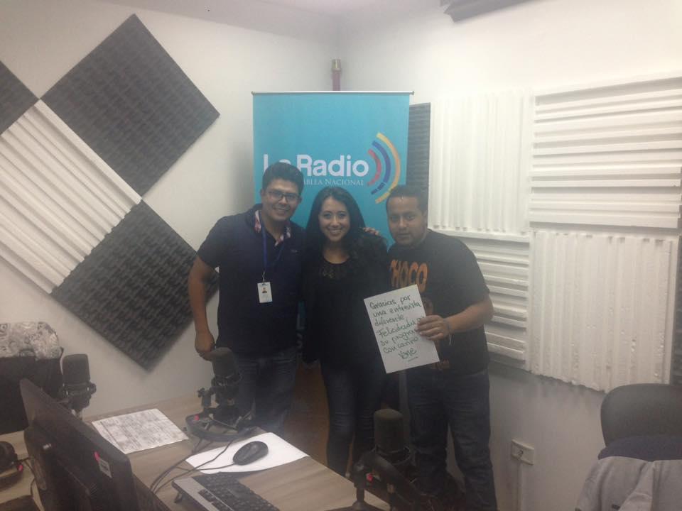 Entrevista a Vanessa Valladares