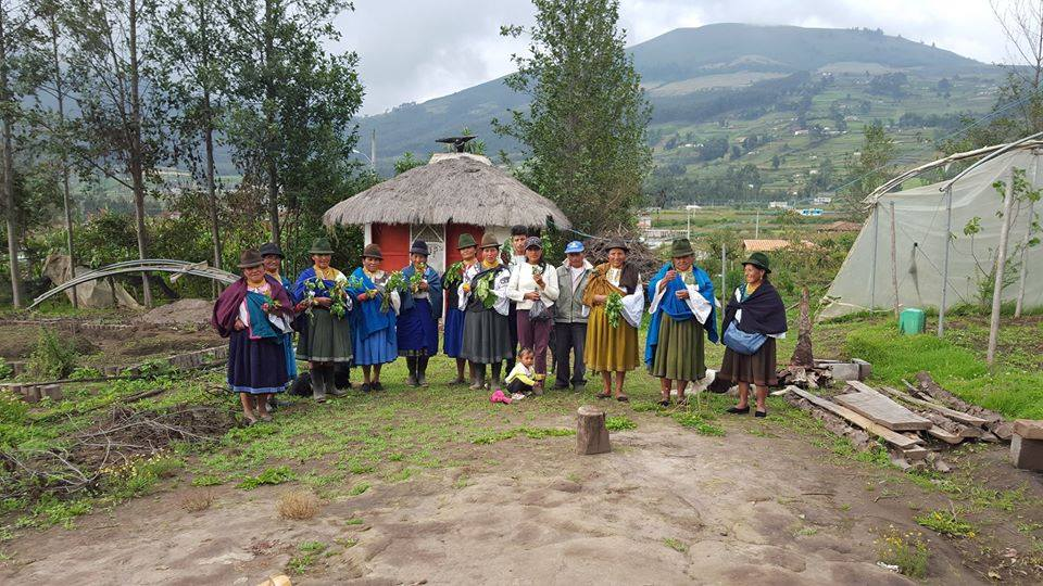 Organización de mujeres Pachamama