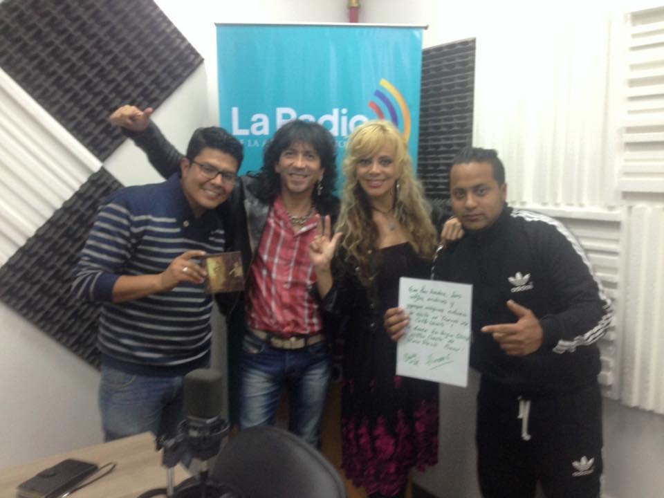 Entrevista a  Hittar Cuesta y  Onix