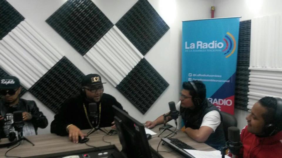 Entrevista a  los Kapone