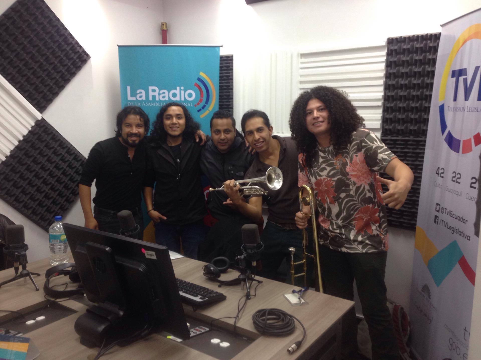 Entrevista a Quina y Caña