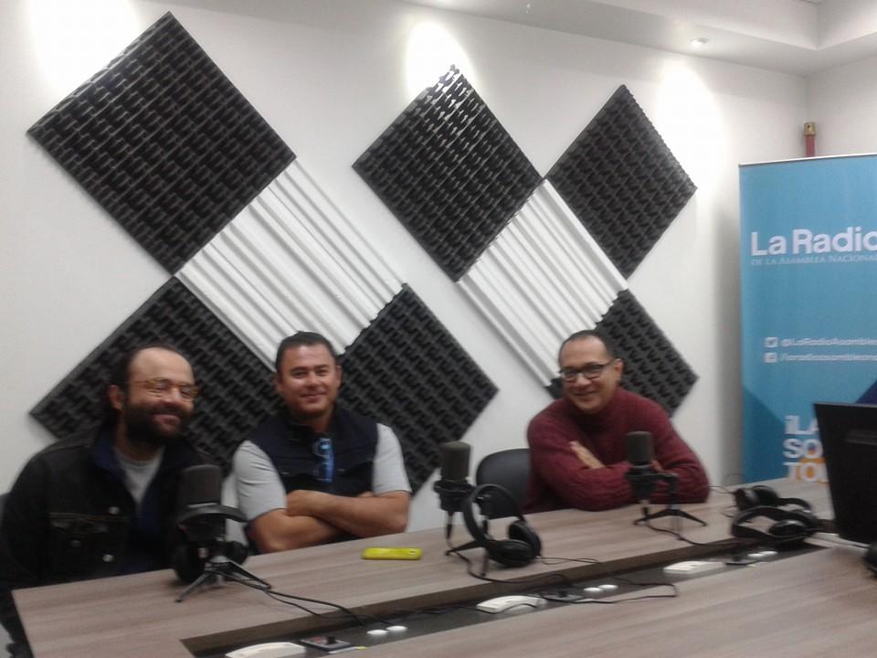 Entrevista a Guardarraya